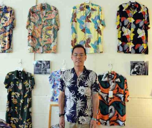 木内九州生のアロハシャツは桑田佳祐御用達?コナ・ベイ・ハワイの通販やお店、評判は?【マツコの知らない世界】