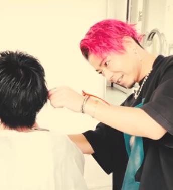 高木琢也(美容師)の弟もイケメンで年収がやばい?経歴や彼女と身長体重を調査!【プロフェッショナル】