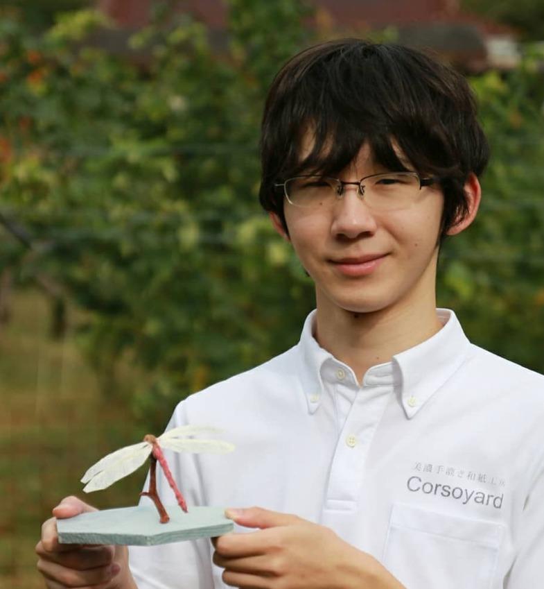 有澤悠河の折り紙ジュエリーがすごい!wiki経歴と作品購入方法&SNSまとめ【マツコの世界】