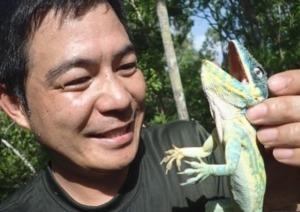 加藤英明 子供 爬虫類ハンター
