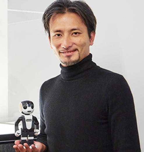高橋智隆のロボットがスゴイ!年収と車もヤバイ?妻と子供を調査!【笑コラ】
