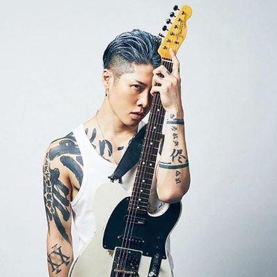 MIYAVIの子供は息子?タトゥーが凄いがギターの実力や評判は?【しゃべくり】